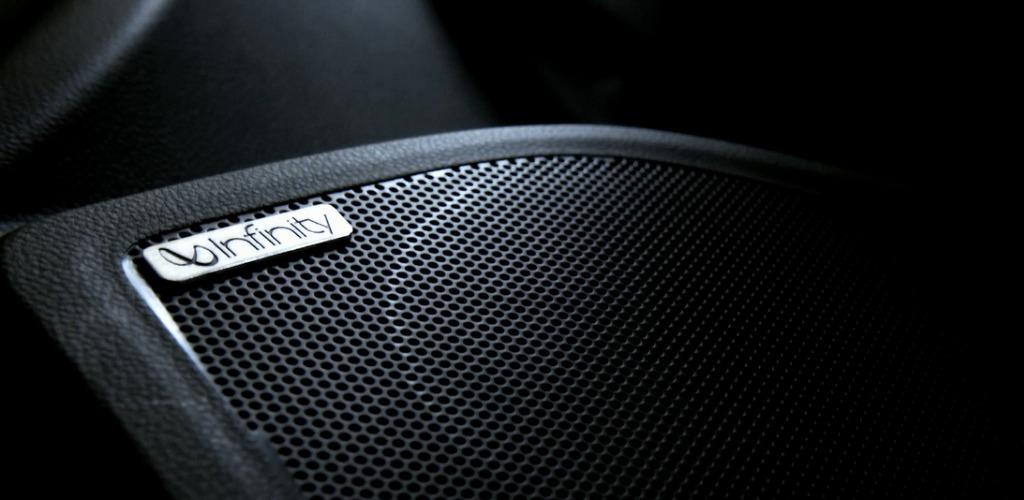 Premium Sound Sistem Infinity HI FI com 280 Watts RMS e 10 alto-falantes